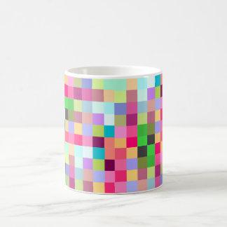 Color 8-bit Pixelate Mug