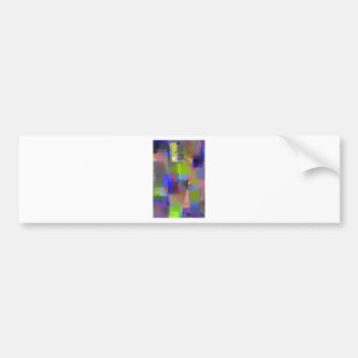 color abstract (23).jpg bumper sticker