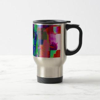 color abstract (34) travel mug