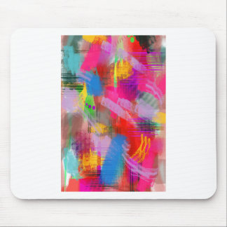color abstract (7) mouse mat
