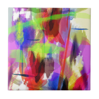 color abstract (8) small square tile