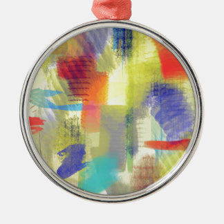 color abstract (9).jpg Silver-Colored round decoration