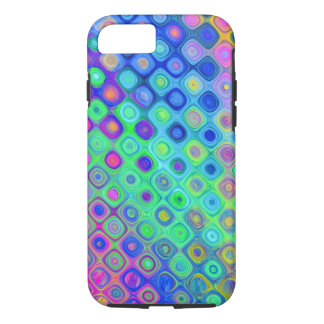 Color Abstract - Apple iPhone 7, Tough Phone Case