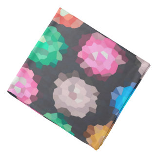 Color Abstract Background Bandana