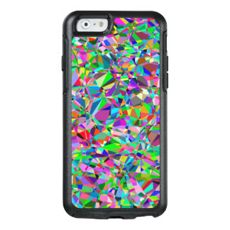 Color Abstract Stained Glass Pattern OtterBox iPhone 6/6s Case