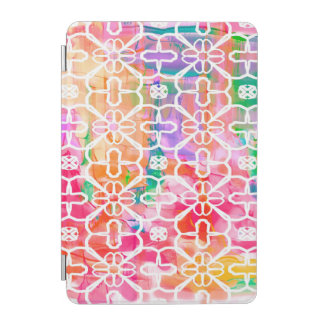 Color Abstract Watercolor iPad Mini Cover