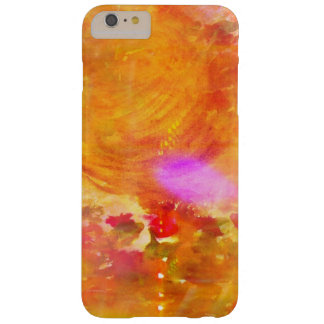 color art seamless background yellow, orange barely there iPhone 6 plus case