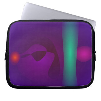 Color Balance without Yellow Laptop Sleeve