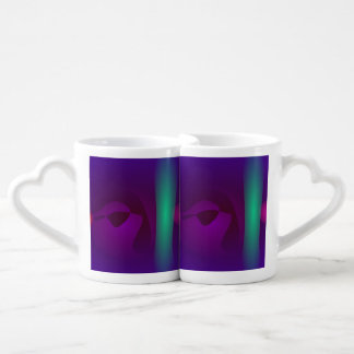 Color Balance without Yellow Lovers Mug Set