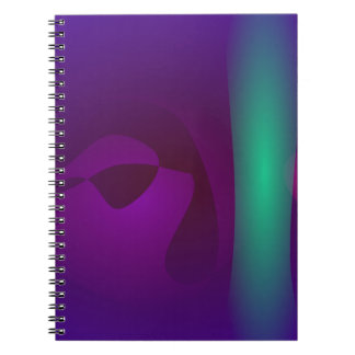 Color Balance without Yellow Spiral Note Books