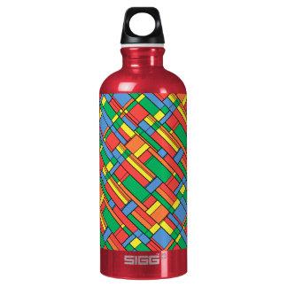 Color blocks SIGG traveller 0.6L water bottle