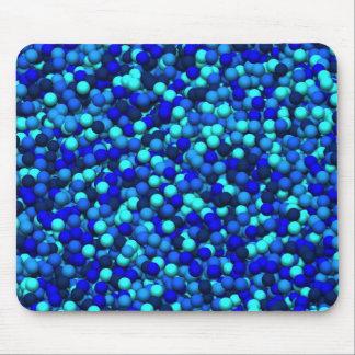 Color Blue Mouse Pad