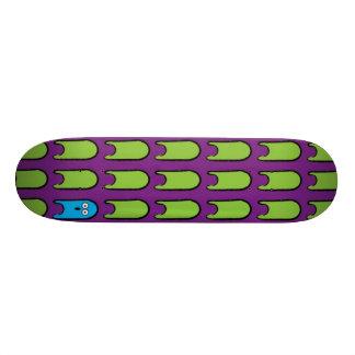 Color Blue Skateboard