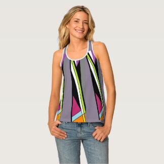 color brust tank top