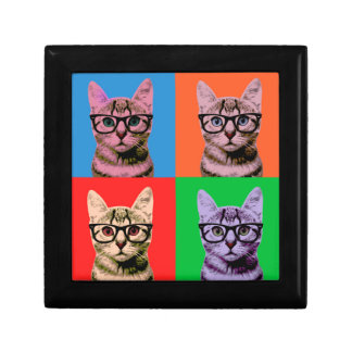 Color Cat Gift Box