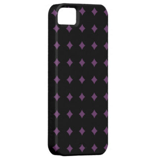 Color Changing Diamond Pattern iPhone 5 Case