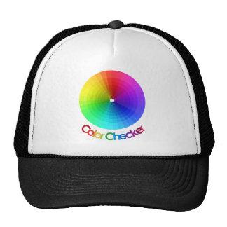 Color Checker Spectrum Hats