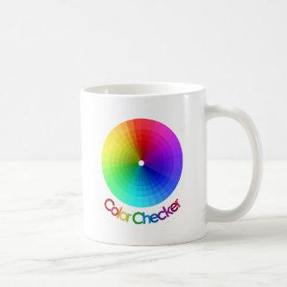 Color Checker Spectrum Mug