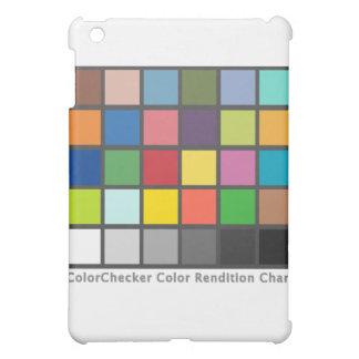 Color Checker Table iPad Mini Cases