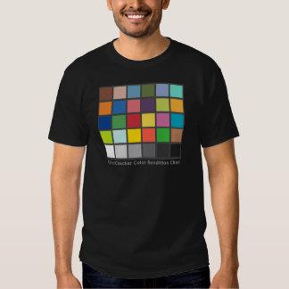 Color Checker Table Shirts