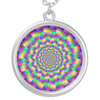 Color Circles Necklace
