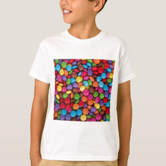 Color Coated Candy Shirts