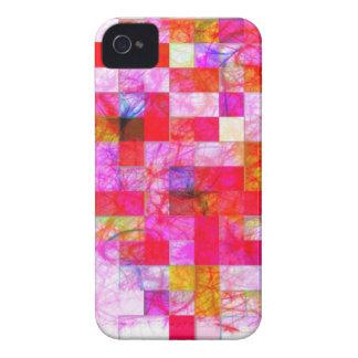 Color Cubes iPhone 4 Case