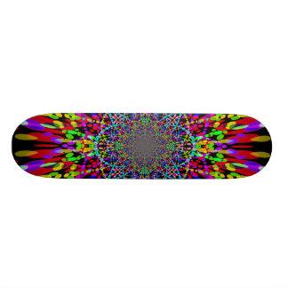 Color Dots 3 Skateboard
