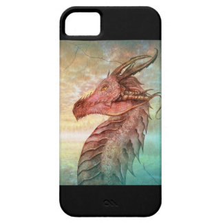 Color dragon in nature barely there iPhone 5 case