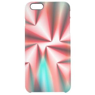 Color effect clear iPhone 6 plus case