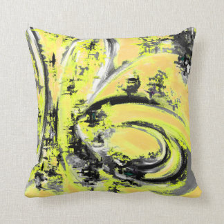Color explosion cushion