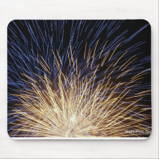 Color Explosion Mouse Mat