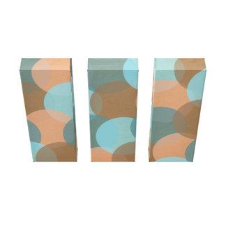 Color Explosion Wrapped Canvas (Palette 2) Canvas Prints