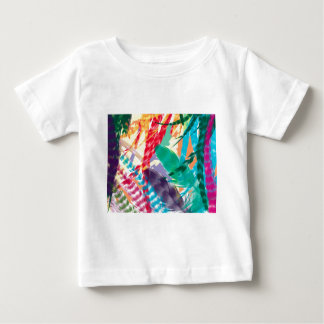 Color Feathers Baby T-Shirt