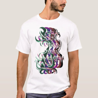 Color Flames T-Shirt