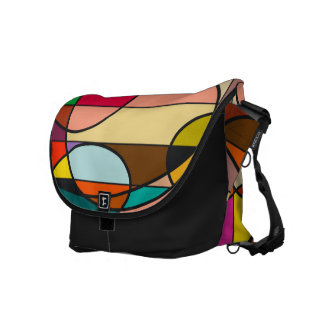 Color Galaxy Commuter Bags