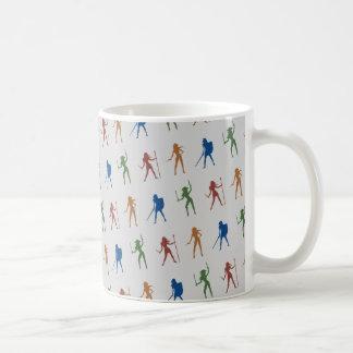 Color Girls Pattern Mug