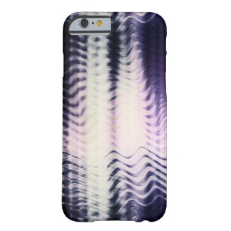 Color gradient iPhone case with abstract waves