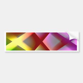 color gradient No. 15 created by Tutti Bumper Sticker