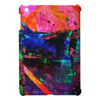 Color Grunge Design Cover For The iPad Mini
