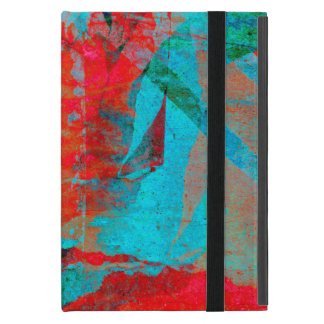 Color Grunge Design iPad Mini Case