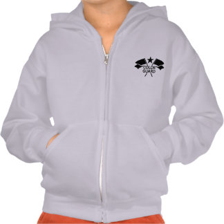 Color Guard Hooded Pullover