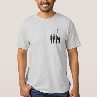Color Guard in Pencil T-shirts
