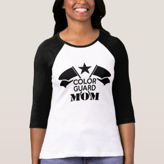 Color Guard Mom T-Shirt