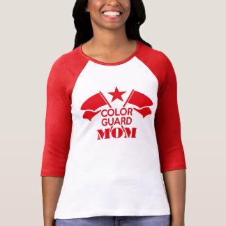 Color Guard Mom Tee Shirt