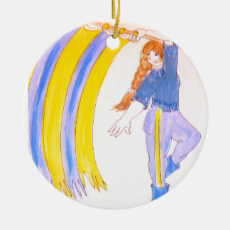 Color Guard Ornament