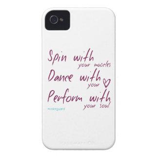 Color Guard Spin Dance Perform #colorguard iPhone 4 Case-Mate Case