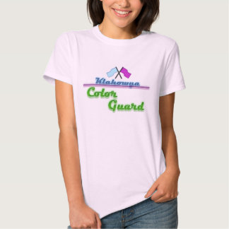 Color Guard T Shirt