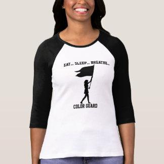 Color Guard T Shirts