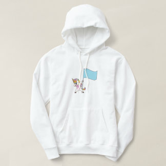 Color Guard Unicorn Hoodie